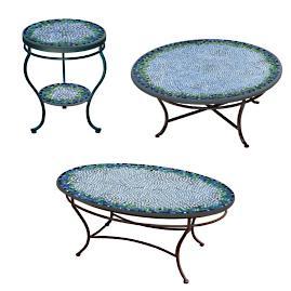 Belize Round Bistro Table