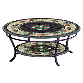 Maritz Round Bistro Table