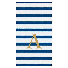 Caspari Bretagne Guest Towels