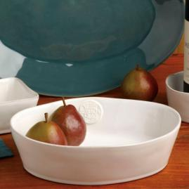 Forum Small Oval Bakers, Set of Two