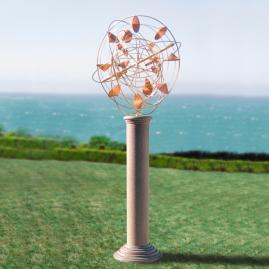 Stratasphere Wind Sculpture