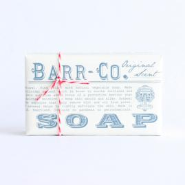 Barr Company Paper Wrapped Soap