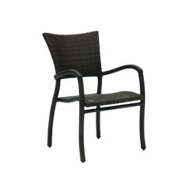 Skye Dining Arm Chair with Cushion by Summer