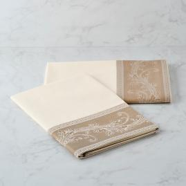 Novara Italian Percale Pillowcases, Set of Two
