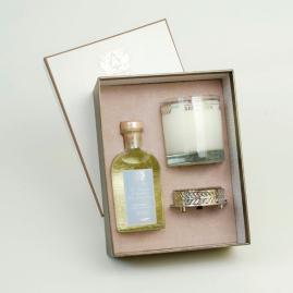 Antica Farmacista Bergamot Diffuser & Candle Set