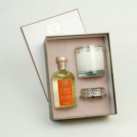 Antica Farmacista Orange Blossom Diffuser & Candle Set