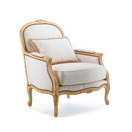 Peridot Bergere Chair