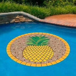 Pineapple Pool Mat