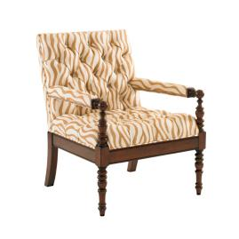 Tommy Bahama Carrera Chair Zebra Sand