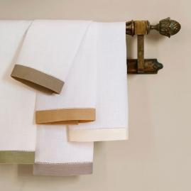 Caspari Jute Paper Linen Guest Towels Set Of 24 Frontgate