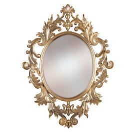 Elle Trifold Mirror Frontgate