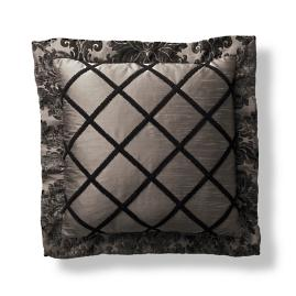 Marmont Lattice Decorative Pillow