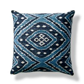 Bridgetown Ikat Decorative Pillow