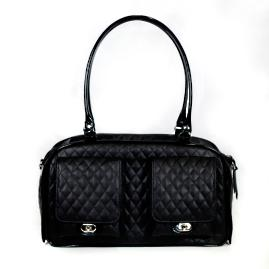 Quilted Luxe Marlee Pet Carrier