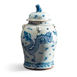 Dragon Ginger Jar