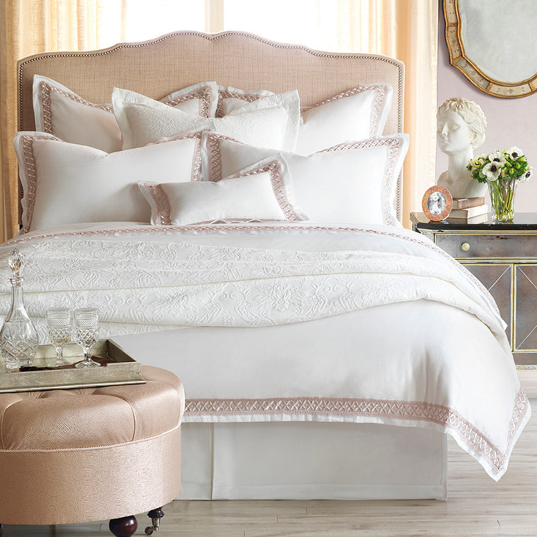 Classic Style Smooth Bedding Frontgate