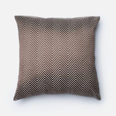Bourbon Chevron Throw Pillow Frontgate