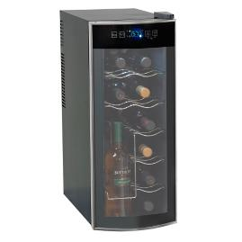 Avanti 12 Bottle Wine Cooler with Soft Touch