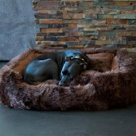 Animals Matter® Shag Pet Lounger