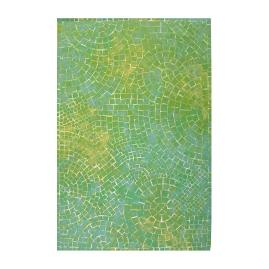 Arch Tile Seascape Lamontage™ One-of-a-Kind Outdoor Rug