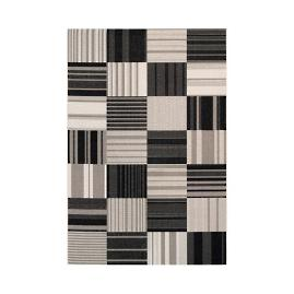 Patchwork Stripe Outdoor Rug