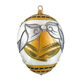 The Coupling Egg Ornament