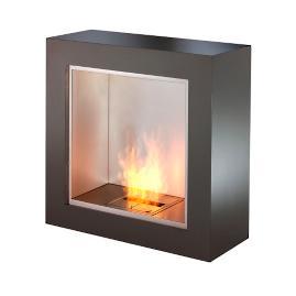 Cube Bioethanol Fireplace