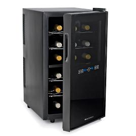 18 Bottle Dual Zone Touch Screen Wine Cooler