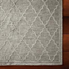 Brinson Linen Area Rug