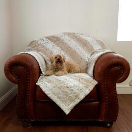 L.A. Dog Company® Animal Print Pet Throw
