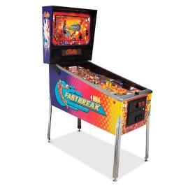 Refurbished NBA Fast Break Pinball Machine