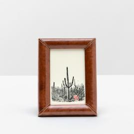 Eaton Leather Picture Frame