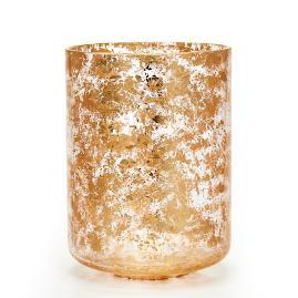 Labrazel Lydia Gold Wastebasket