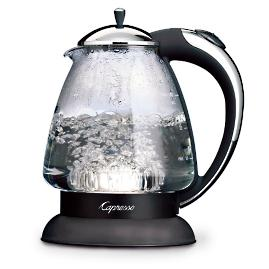 Capresso Glass Water Kettle