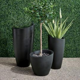 San Miren Tall Planter by Porta Forma