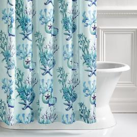 Nevis Shower Curtain
