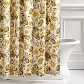 Palmetto Shower Curtain