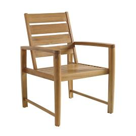 Oyster Reef Dining Arm Chair