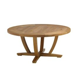 Oyster Reef Round Coffee Table