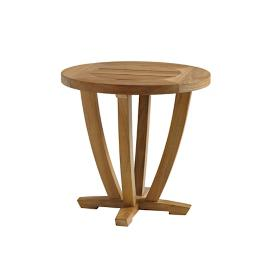 Oyster Reef Round Side Table