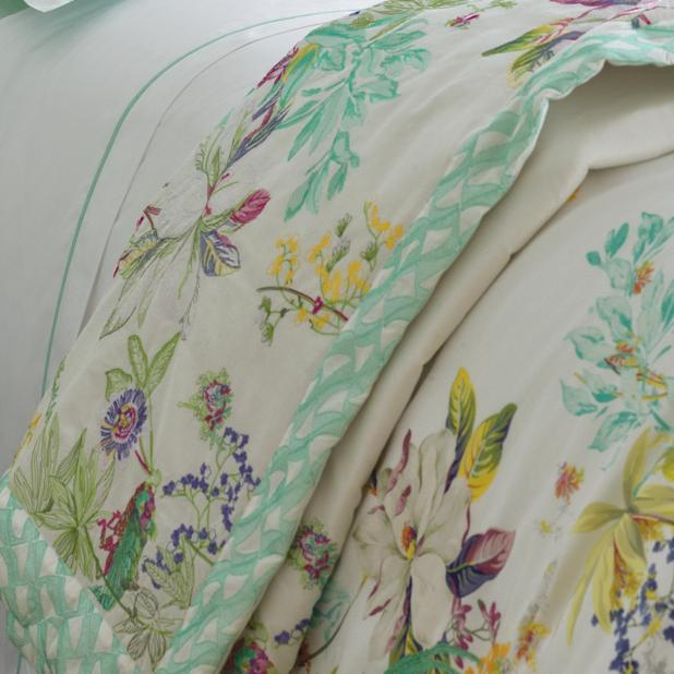 Yves delorme ailleurs duvet cover frontgate for Yves delorme