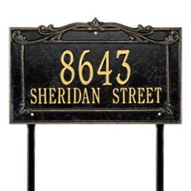 Sheridan Wall Plaque