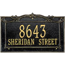 Sheridan Wall Plaque