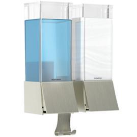 Linea Double Shower Dispenser