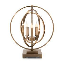 Concentric Circles Accent Lamp