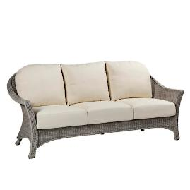 Regent Sofa with Cushions by Summer Classics by