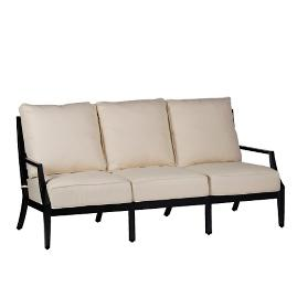 Lattice Sofa with Cushions by Summer Classics