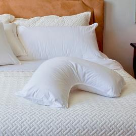 Dr. Mary Side Sleeper Pillow
