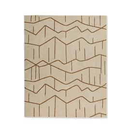 Modern Lines Outdoor Rug by Porta Forma
