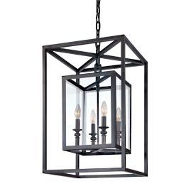 Morgan 4-Light Pendant